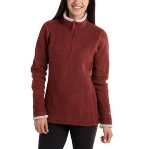 Kuhl 1/4 Zip Alyssa Alfpaca Fleece  Pull-Over